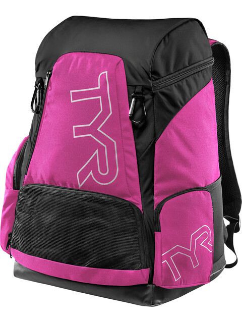 TYR Alliance 45l - Mochila natación - rosa/negro